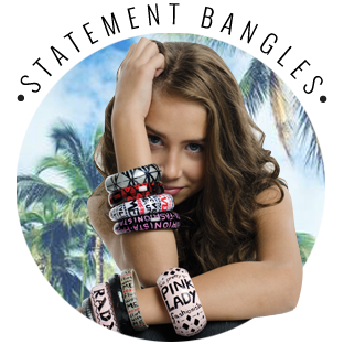 The Doodle Statement Bracelets are making a come back!
